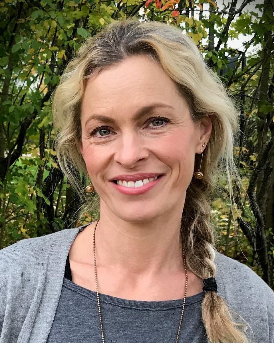Föreläsare Evelina Linder hos Contar Utbildning